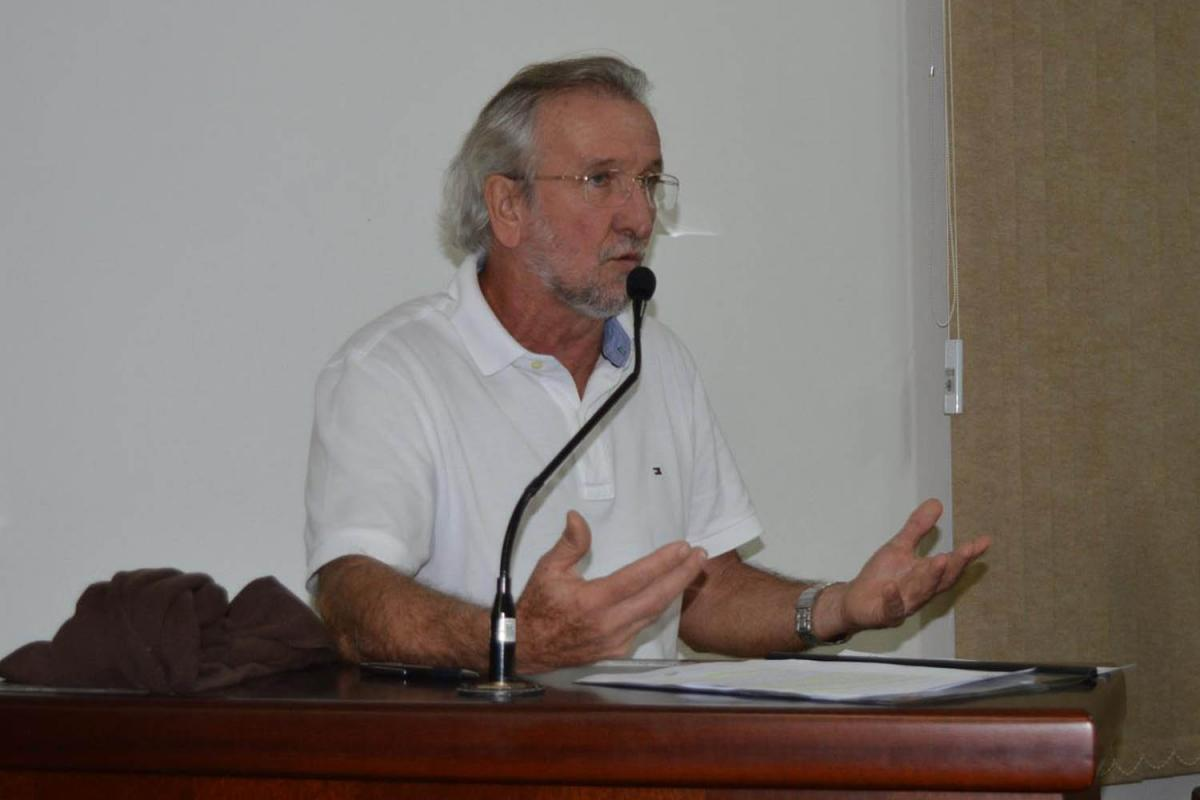 Paulo Vicente Bender, presidente do Sindicato Patronal